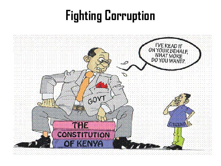 Kenya's rampant corruption is eating away at the very fabric of democracy