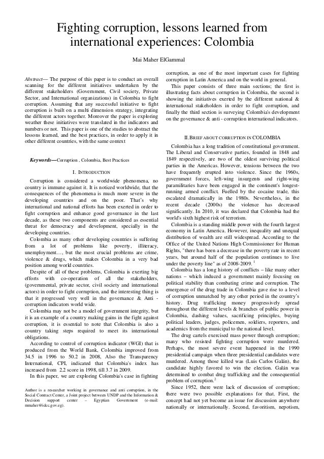 Abstract— The purpose of this paper is to conduct an overall scanning for the different initiatives undertaken by the diff...