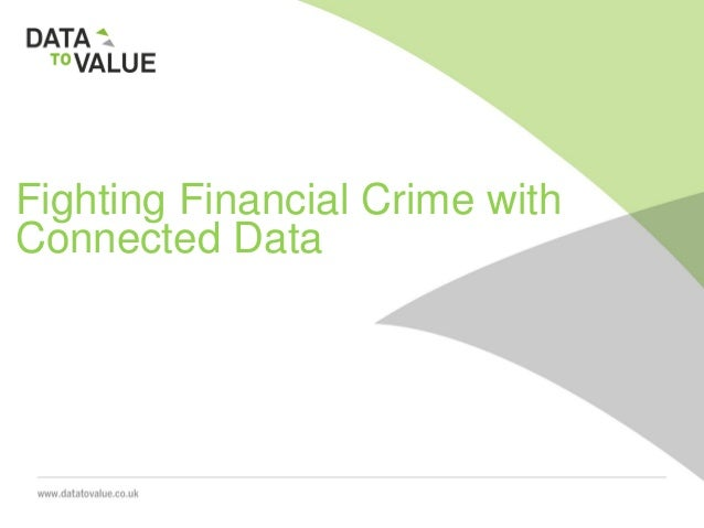 Fighting Financial Crime with Connected Data
