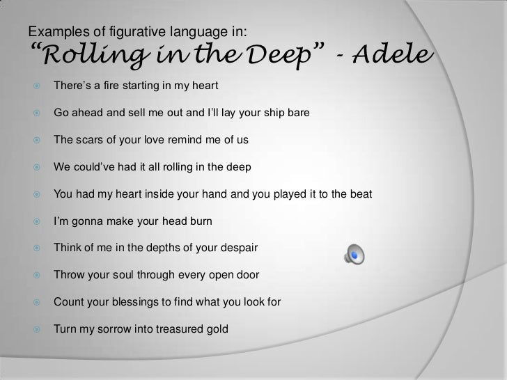 Figurative Language In Our Song By Taylor Swift Www Btmponsel Com