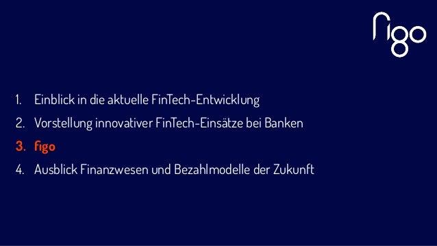 Woran wir bei figo glauben Disruption erreicht das Banking › Den enormen Wert von Finanzdaten. › Smartes Banking im richtig...