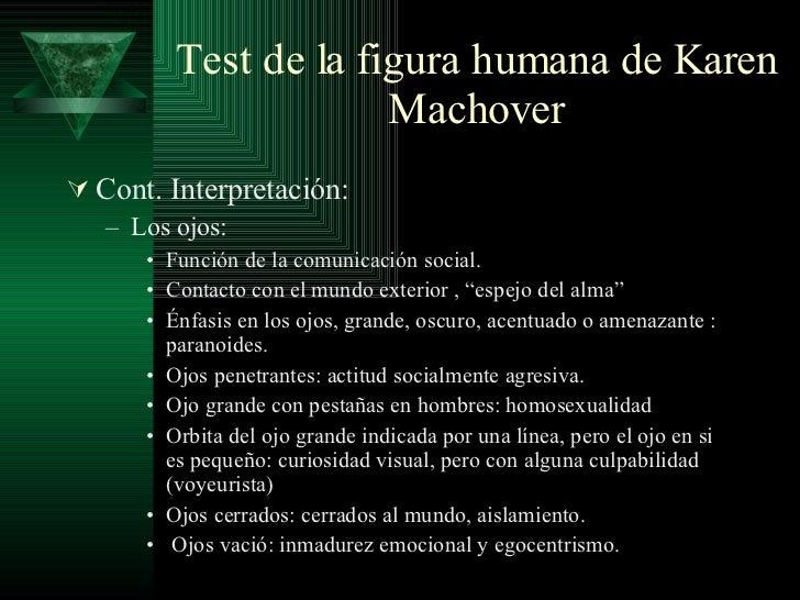 test de machover pdf
