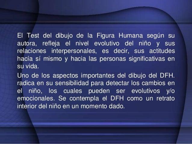Figura humana goodenough y koppitz 2013 a