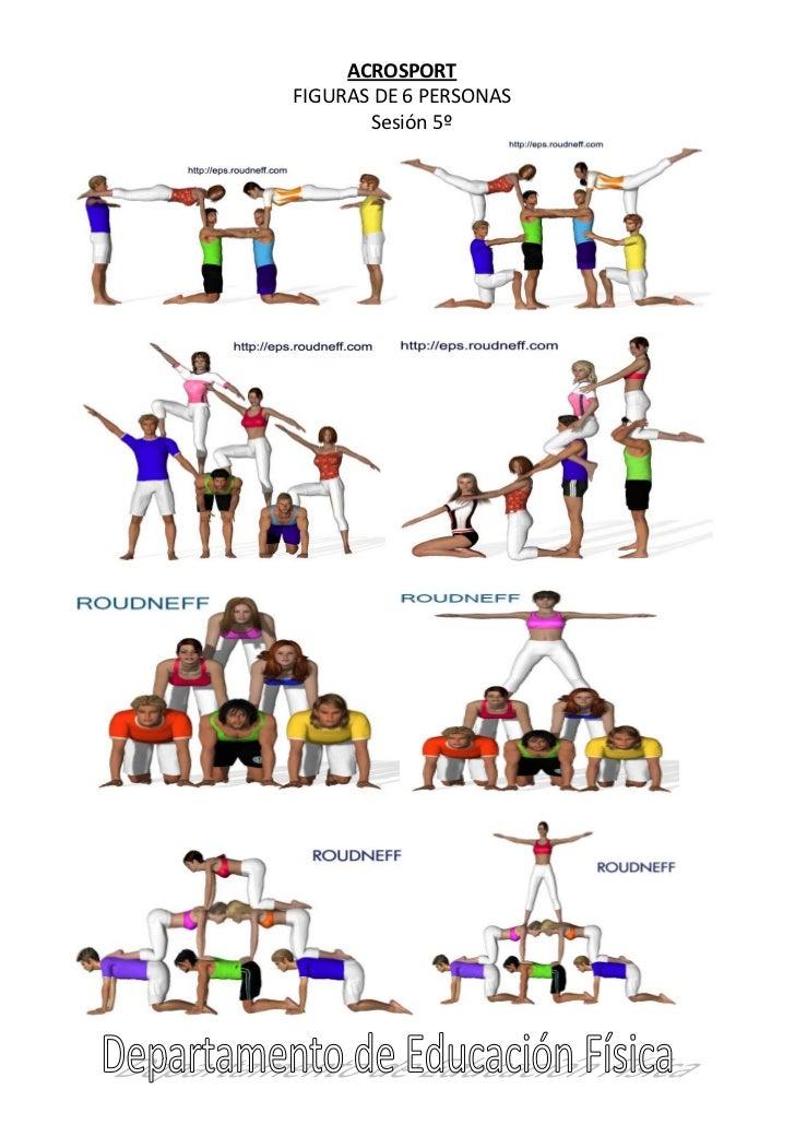 Figuras De Acrosport