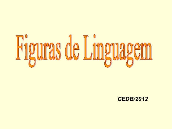 CEDB/2012