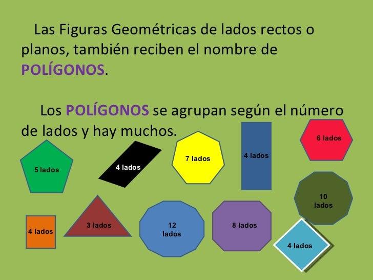 Figuras Geomtricas Y Polgonos