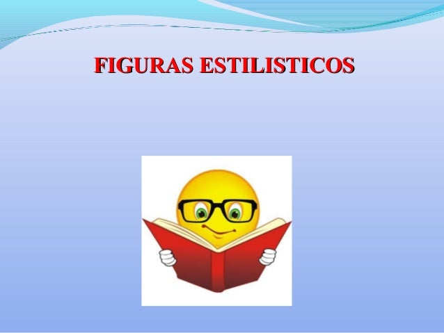 FIGURAS ESTILISTICOS