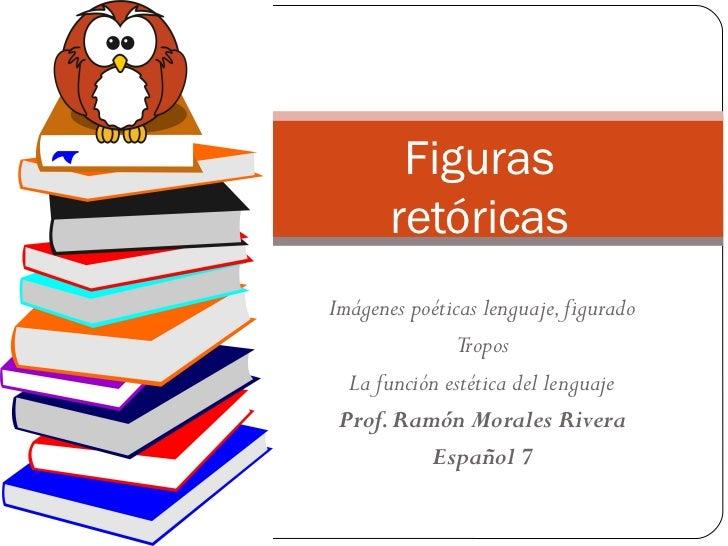 Figuras retóricas - Español 7