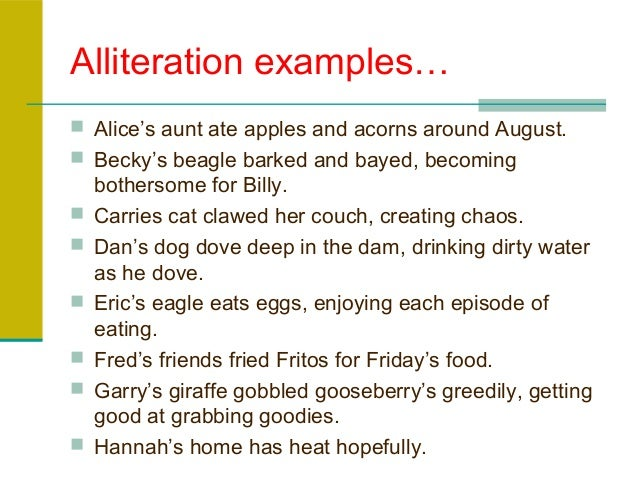 Alliteration poems a z driverlayer search engine for Alliteration poem template
