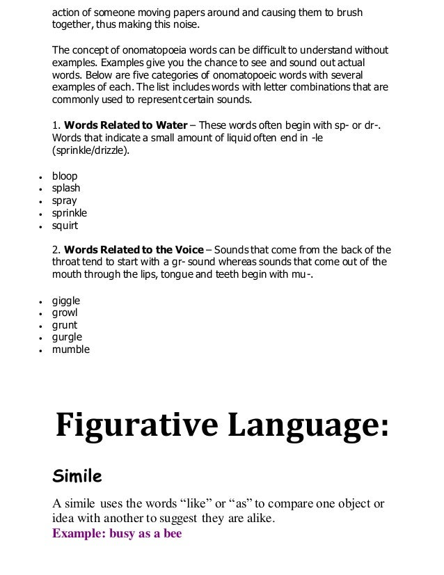 Figurative language by: LITO GARIN ESTEMBER