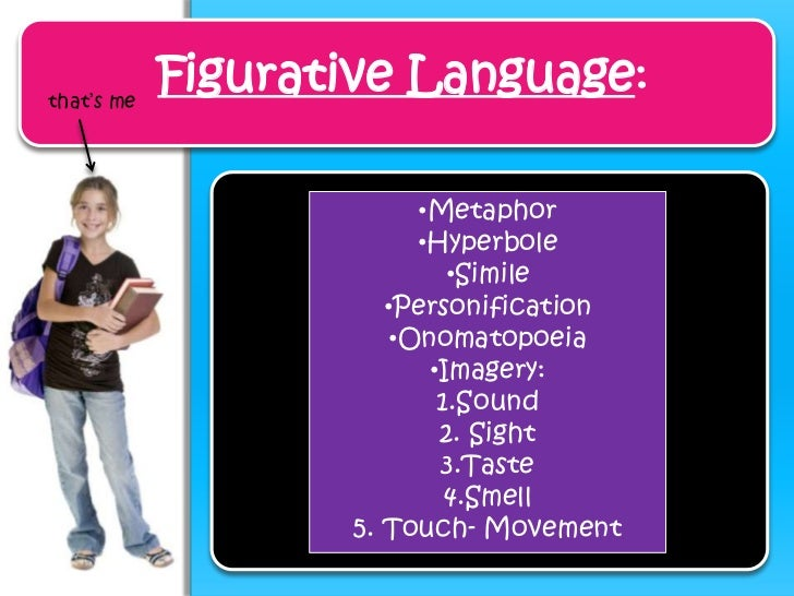 Figurative language[1] Katy Perry Firework Analysis