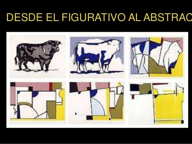 Figurativo vs abstracto
