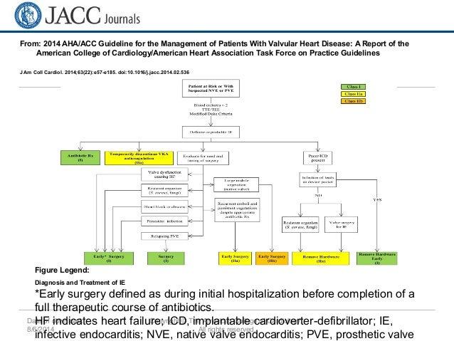 aha valvular heart disease guidelines 2017
