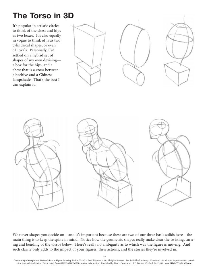 This is an image of Unusual Figure Drawing Basics