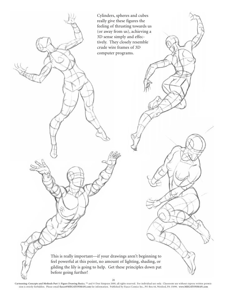 This is a picture of Witty Figure Drawing Basics