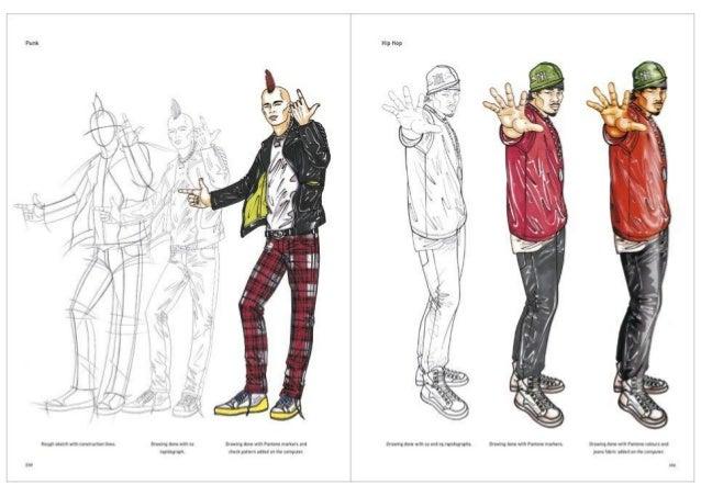 Figure Drawing Mens Fashion James Todman