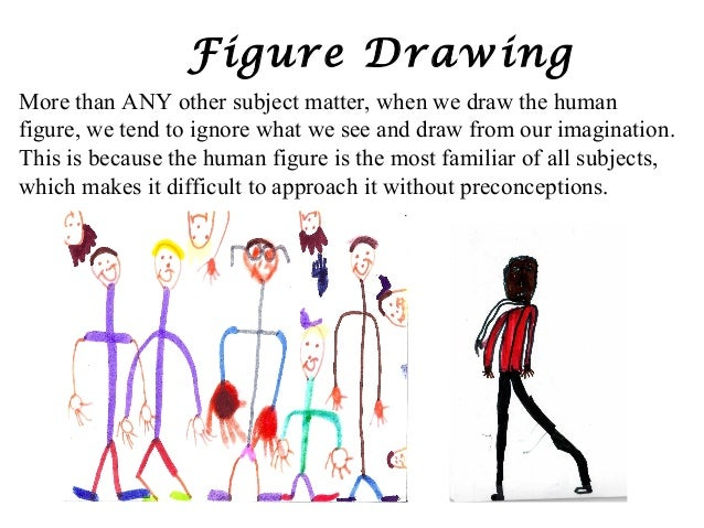Figure Drawing More than ANY other subject matter, when we draw the human figure, we tend to ignore what we see and draw f...