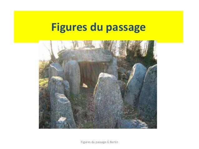 Figures du passage ° Figures du passage G Bertin