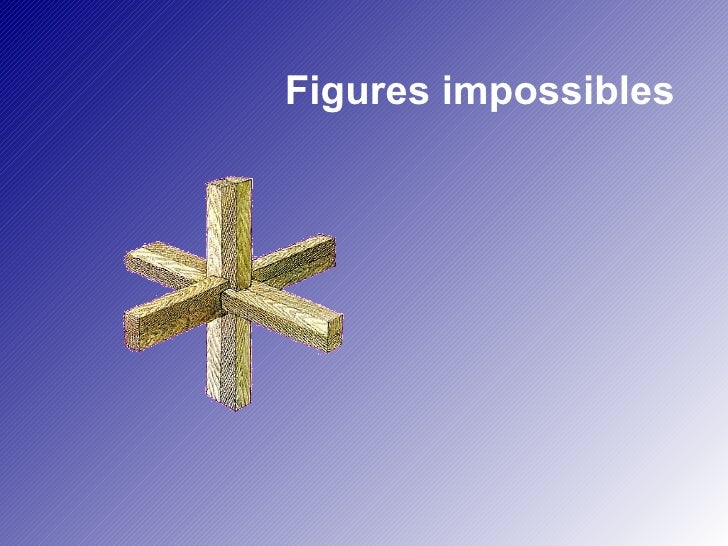 Figures impossibles