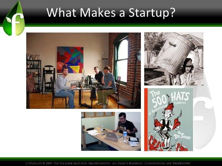 Hiring Firing Startup Employees (Founders Institute) Slide 3
