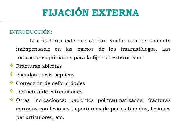 Fijacion externa Slide 2