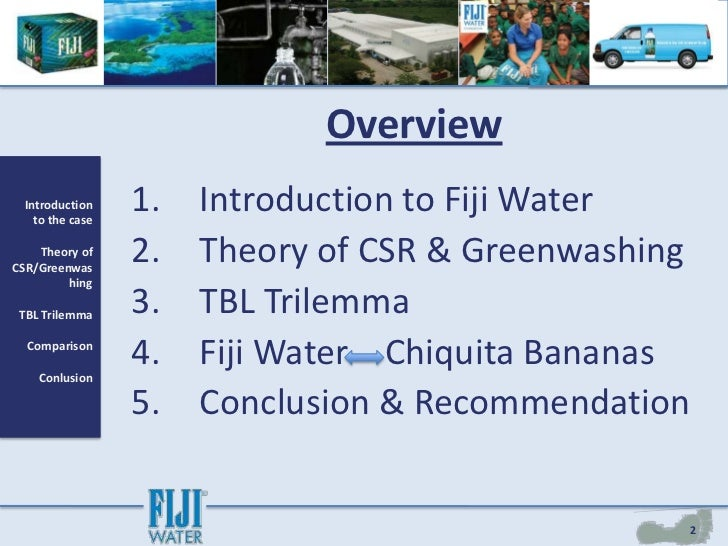 fiji water analysis essay Essay about water resources and water brent clinedinst water essay 12/6/13 water simply put, water is the main component for life anywhere in the universe, without it any form of life would cease to exist it's such a simple resource, just two parts hydrogen and one part oxygen.