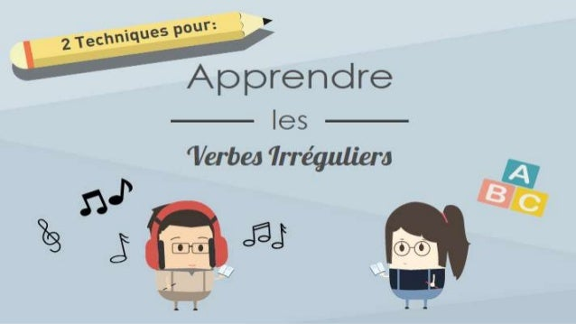 Les verbes Irréguliers qui ont une Seule et Identique Forme