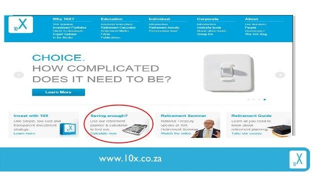 Constructing A Sensible Pre Retirement Plan By Fikile Shezi