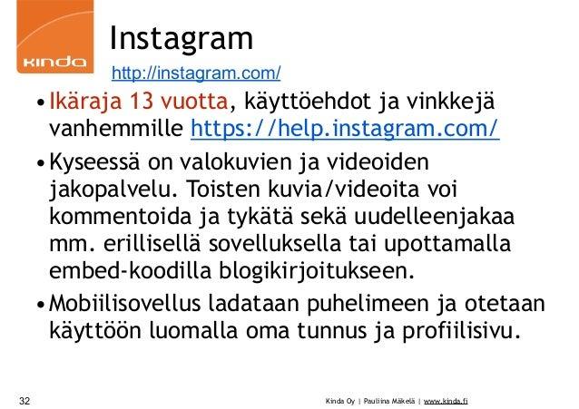 Instagram Seuraamispyynnöt