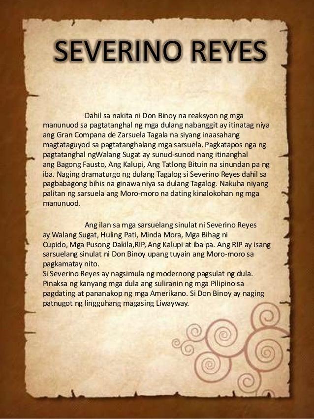 Mga Tanyag Na Pilipinong Manunulat Ng Maikling Kwento