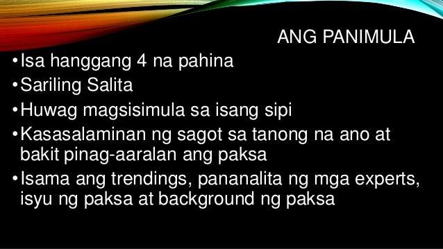 fil 33 paggawa ng riserts  filipino research  term paper