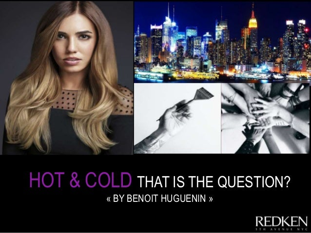 HOT & COLD THAT IS THE QUESTION? « BY BENOIT HUGUENIN »