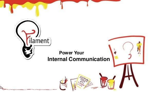 Power Your Internal Communication