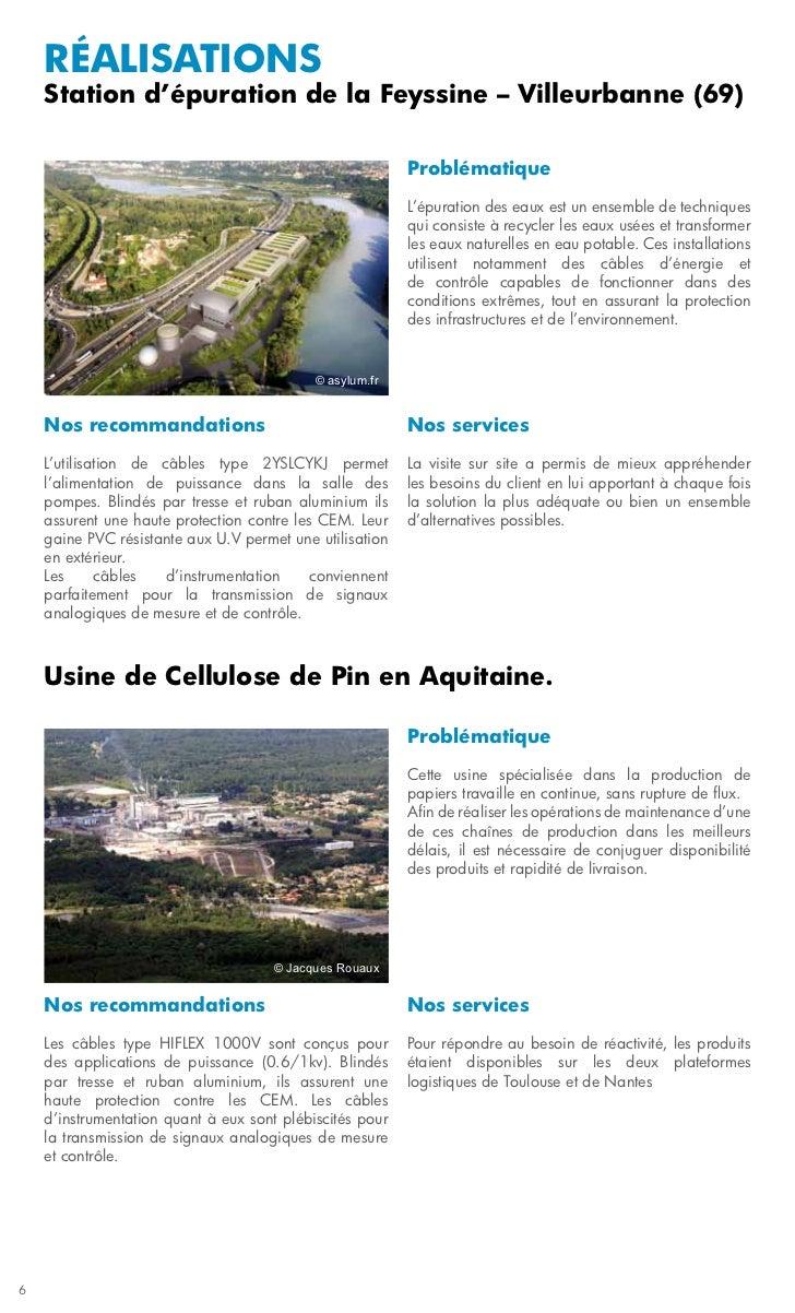réalisations    Station d'épuration de la Feyssine – Villeurbanne (69)                                                    ...