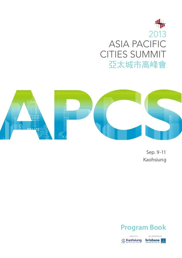 Program Book Sep. 9-11 Kaohsiung www.2013apcs.orgFor Android System