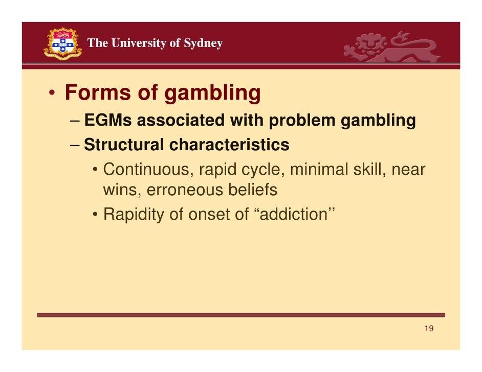 how to quit slot machine gambling