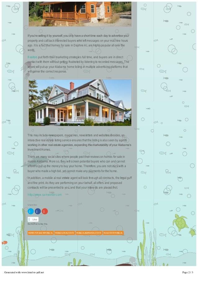 Homes For Sale in Daphne al Slide 2