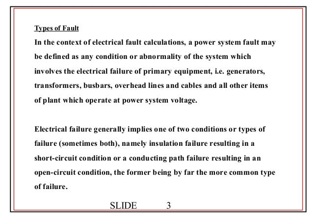 File 1 power system fault analysis