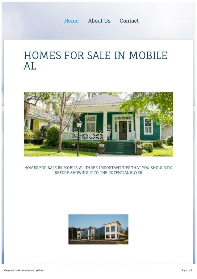 HOMES FOR SALE IN MOBILE AL - tophomesforsaleinmobileal