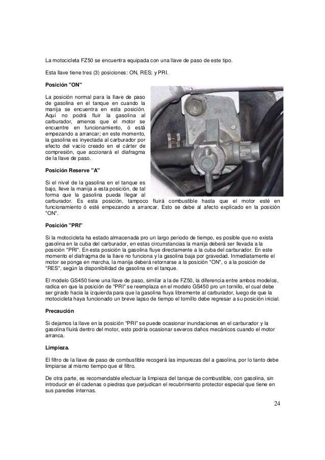 manual de mecanica motos