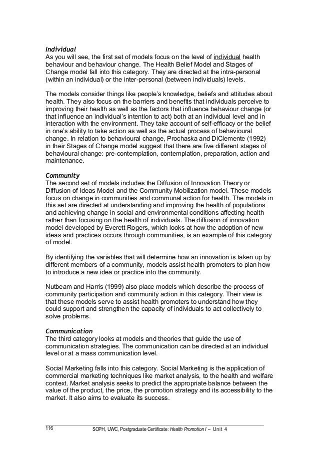 essay about health  apmayssconstructionco health promotion essay essay on health promotion in nursing