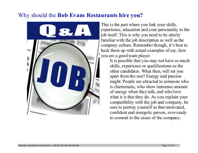 interview questions and answers pdf file for free download page 2 of 10 3
