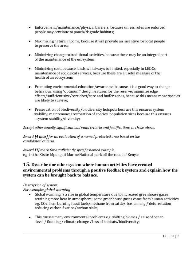 important ib ess essay questions  15