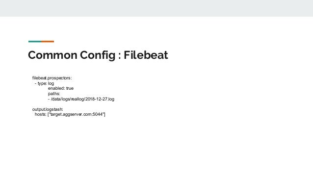 Integration between Filebeat and logstash