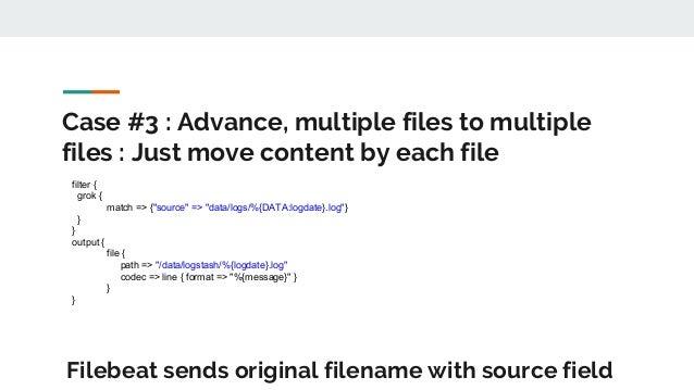 Integration between Filebeat and logstash