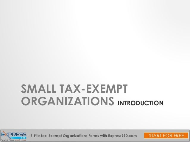 File form 990 n for tax-exempt organizations