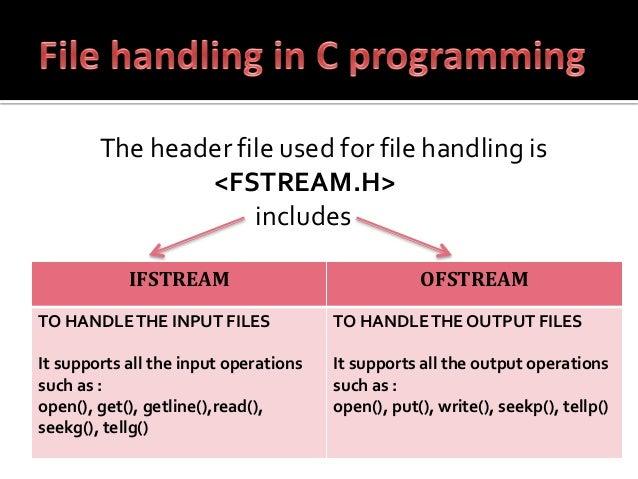 C++: Random File Access