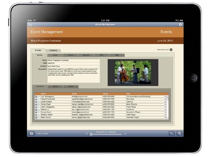 FileMaker Goの基礎知識とTips集 Slide 3