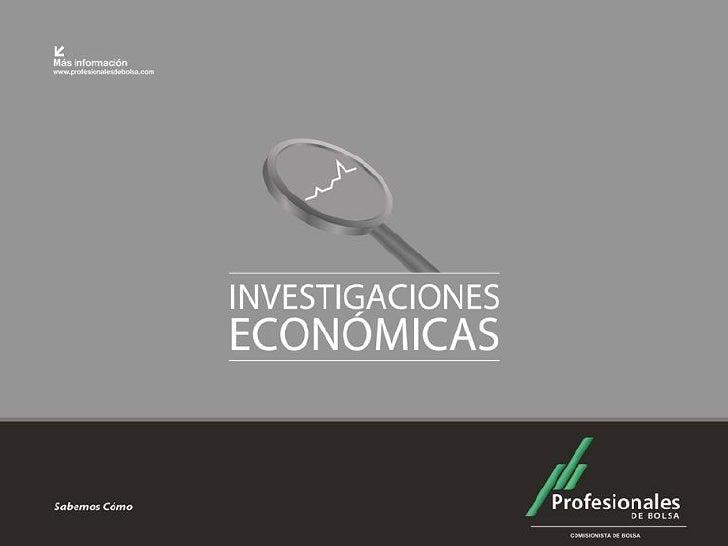 Investigaciones Economicas                             Emisión Acciones Carvajal Empaques S.A.                            ...