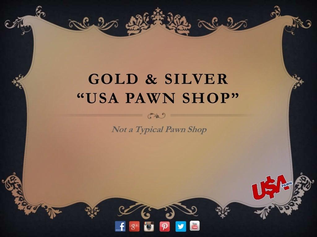 Gold, Silver & Platinum Pawn Shop in Jackson